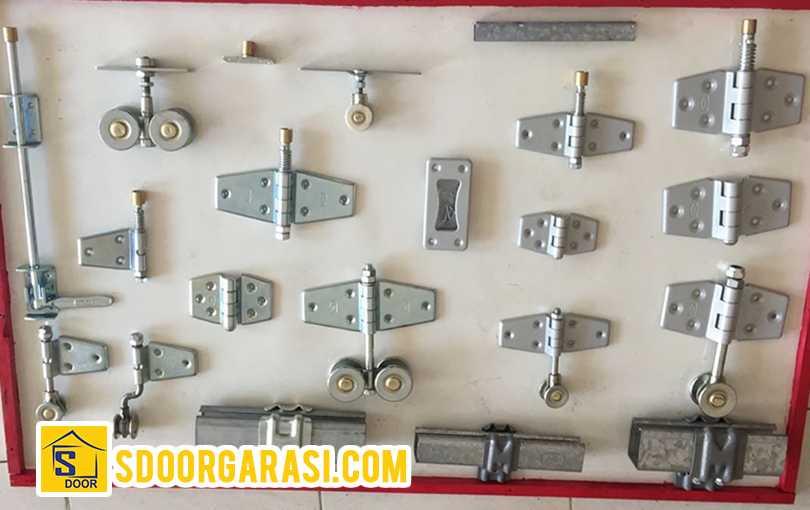 alat digunakan proyek pintu sdoor