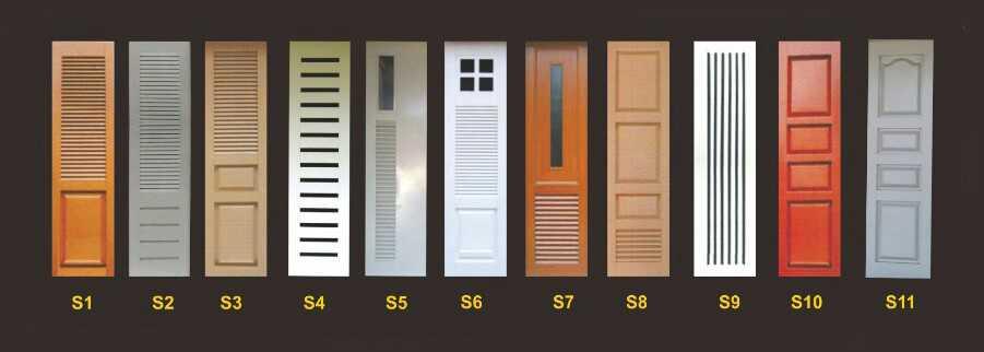 produk pintu garasi sdoor dengan pengecatan powder coating
